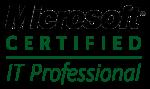 Microsoft Certified - IT Professional